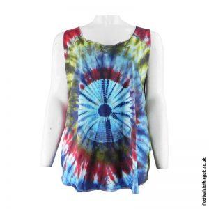 Multicoloured-Male-Tie-Dye-Festival-Vest-Top