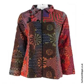 Multicoloured-Patchwork-Padded-Festival-Jacket