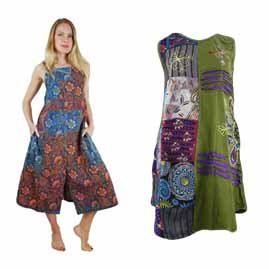 Patchwork Dresses