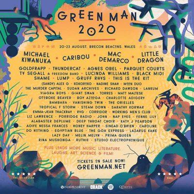 Green-Man-2020-Line-Up
