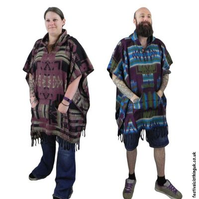 Two-People-Festival-Poncho