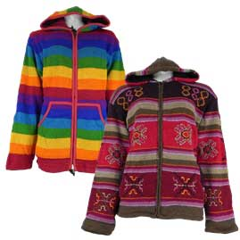 Woollen Jackets