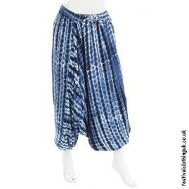 Blue-Tie-Dye-Harem-Ali-Baba-Festival-Pants