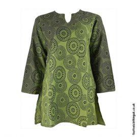 Green-Circle-Pattern-Festival-Tunic