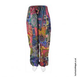 Patchwork-Harem-Festival-Pants