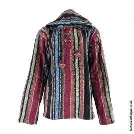 Thick-Weave-Festival-Hoodie-Multicolour