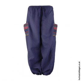 Blue-Cotton-Festival-Trousers-with-Gheri-Pocket