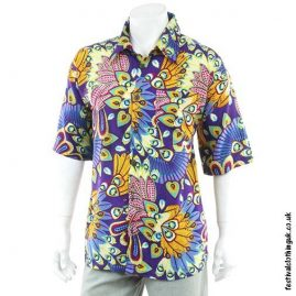 Funky-Purple-Tropical-Festival-Shirt