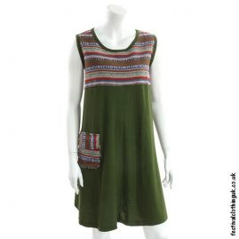 Green-Cotton-Festival-Dress