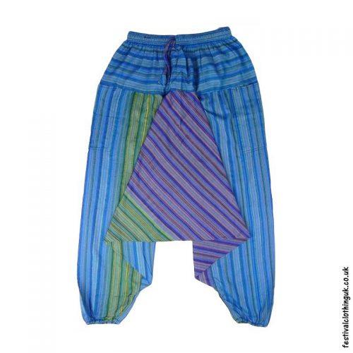 Multicoloured-Harem-Ali-Baba-Festival-Pants
