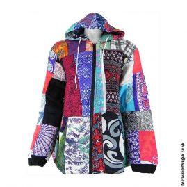 Multicoloured-Padded-Patchwork-Festival-Jacket