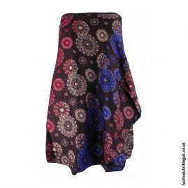 Brown-Blanket-Wrap-Festival-Skirt