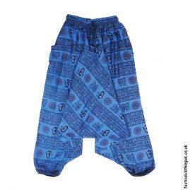 Ali-Baba-Harem-Festival-Pants-Blue-Om