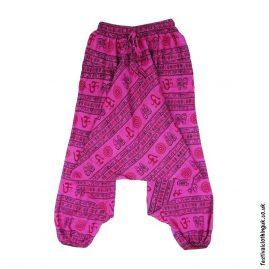 Ali-Baba-Harem-Festival-Pants-Pink-Om