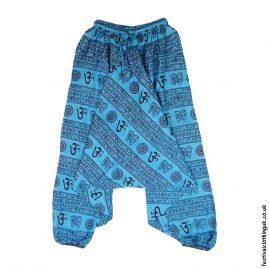 Ali-Baba-Harem-Festival-Pants-Turquoise-Om