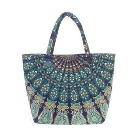 Large-Cotton-Throw-Festival-Beach-Bag-Blue