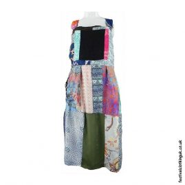 Multicoloured-Patchwork-Festival-Dungaree-Dress