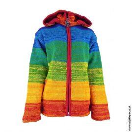 Festival-Rainbow-Hooded-Wool-Jacket