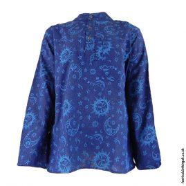Blue-Sun-&-Moon-Grandad-Shirt