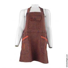 Short-Festival-Dungaree-Dress-Rust