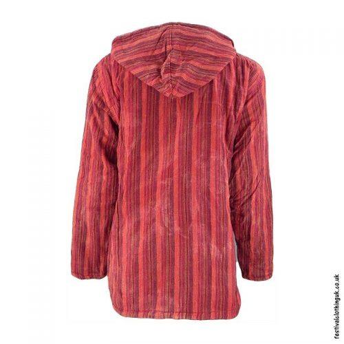 Striped-Cotton-Hooded-Festival-Jacket-Back