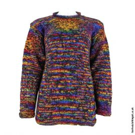 Black-Space-Dye-Wool-Jumper