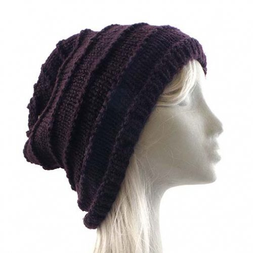 Brown-Acrylic-Wool-Skullcap