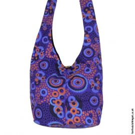 Funky-Pattern-Shoulder-Bag-Purple