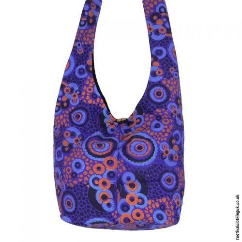 Funky-Pattern-Shoulder-Bag-Purple