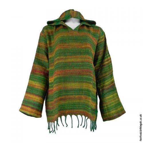 Green-Acrylic-Wool-Festival-Hoodie