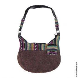 Green-Stonewashed-Cotton-Shoulder-Bag