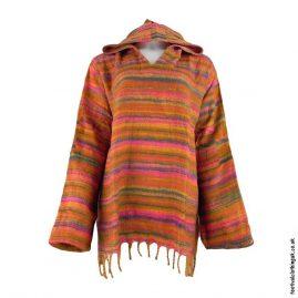 Orange-Acrylic-Wool-Festival-Hoodie