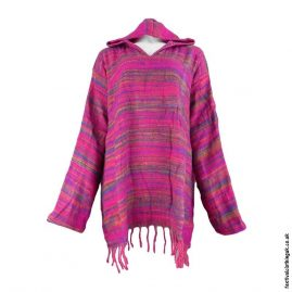 Pink-Acrylic-Wool-Festival-Hoodie