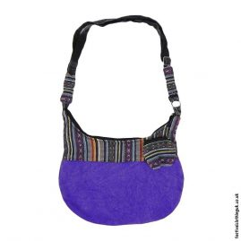 Purple-Stonewashed-Cotton-Shoulder-Bag