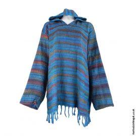 Turquoise-Acrylic-Wool-Festival-Hoodie