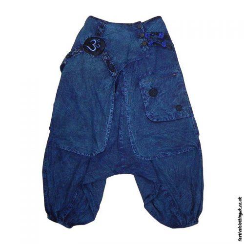 Blue-Om-Layer-Harem-Ali-Baba-Pants-