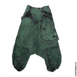 Green-Om-Layer-Harem-Ali-Baba-Pants-