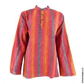 Red-Festival-Grandad-Shirt-