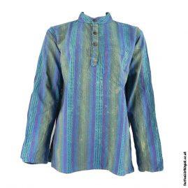 Turquoise-Festival-Grandad-Shirt