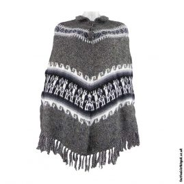 Brown-Alpaca-Wool-Poncho