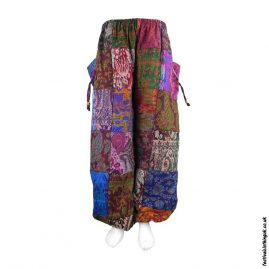 Patchwork-Acrylic-Festival-Blanket-Trousers
