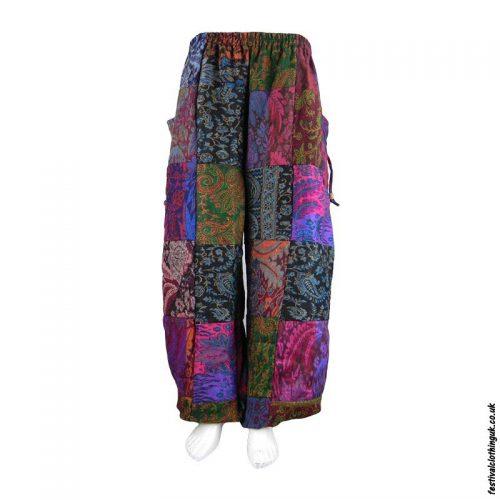 Patchwork-Acrylic-Festival-Harem-Trousers