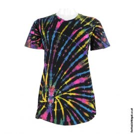 Tie-Dye-Short-Sleeve-Festival-T-Shirt--Multicoloured-d