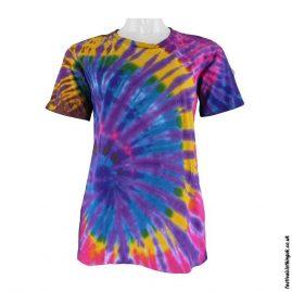 Tie-Dye-Short-Sleeve-Festival-T-Shirt--Multicoloured-g