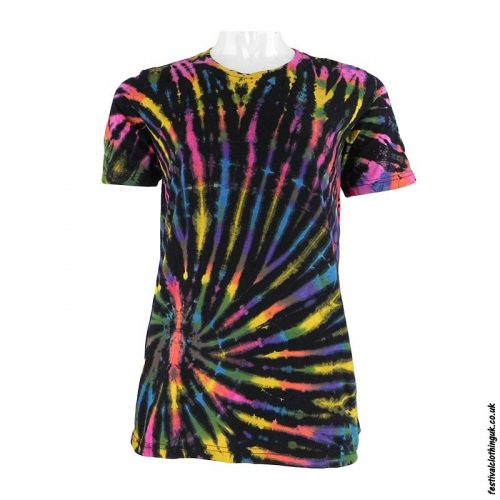 Tie-Dye-Short-Sleeve-Festival-T-Shirt--Multicoloured-p