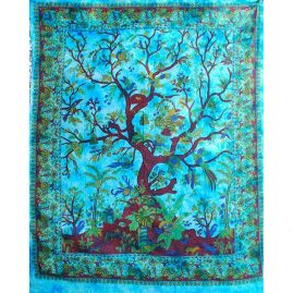 Turquoise-Tree-of-Life-Throw