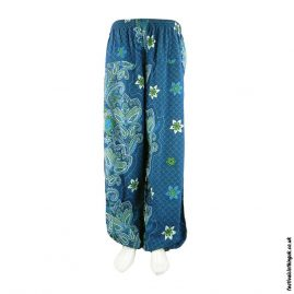 Blue-Cotton-Patterned-Festival-Harem-Pants