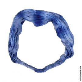 Blue-Elasticated-Tie-Dye-Festival-Head-Band