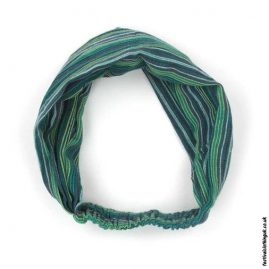 Green-Elasticated-Striped-Festival-Head-Band
