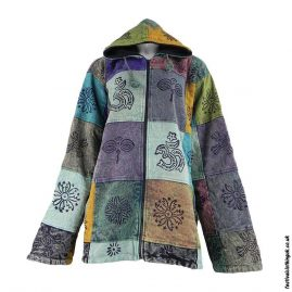 Hooded-Patchwork-Fleece-Lined-Festival-Jacket